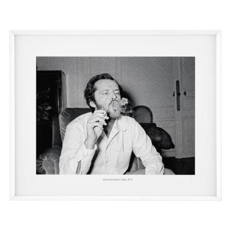 Print Smoking Nicholson