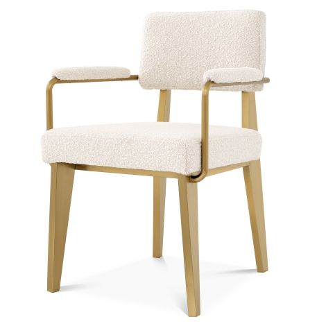 Dining Chair Sorbonne with arm