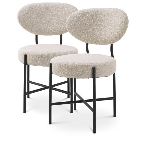 Dining Chair Vicq set of 2