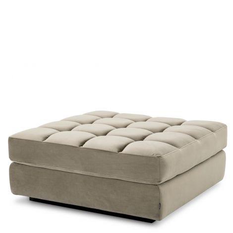 Sofa Dean ottoman