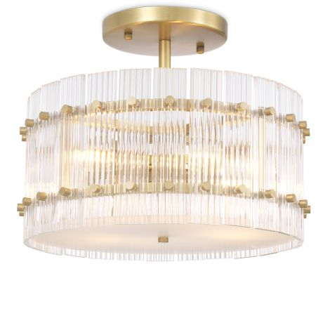 Ceiling Lamp Ruby round
