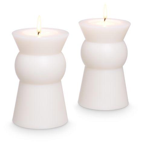 Artificial Candle Arto S set of 2