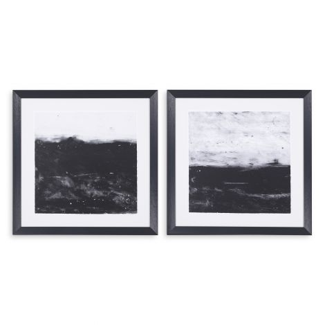 Prints Mer du Nord II set of 2