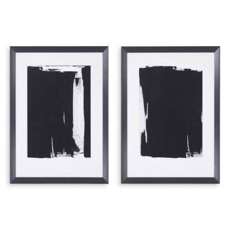 Prints Thierry Montigny II set of 2