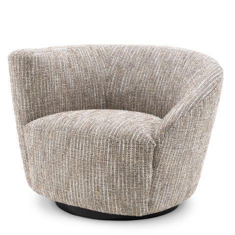 Swivel Chair Colin left