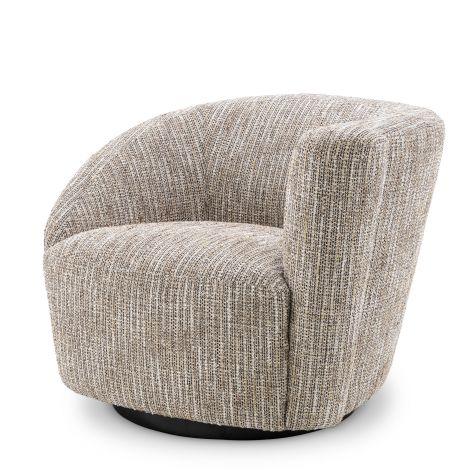 Swivel Chair Colin right