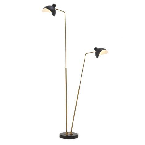 Floor Lamp Asta Double