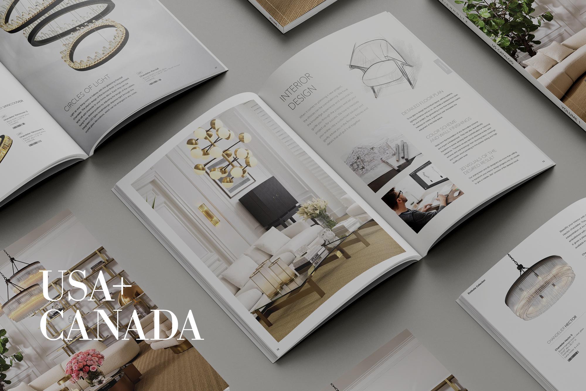 USA & Canada catalog