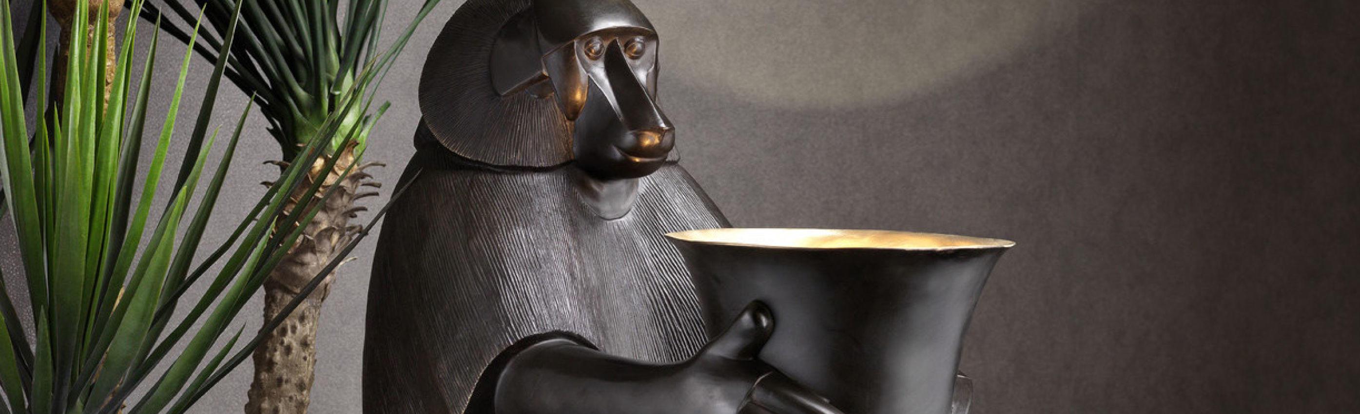 Bronzes, sculptures & statues