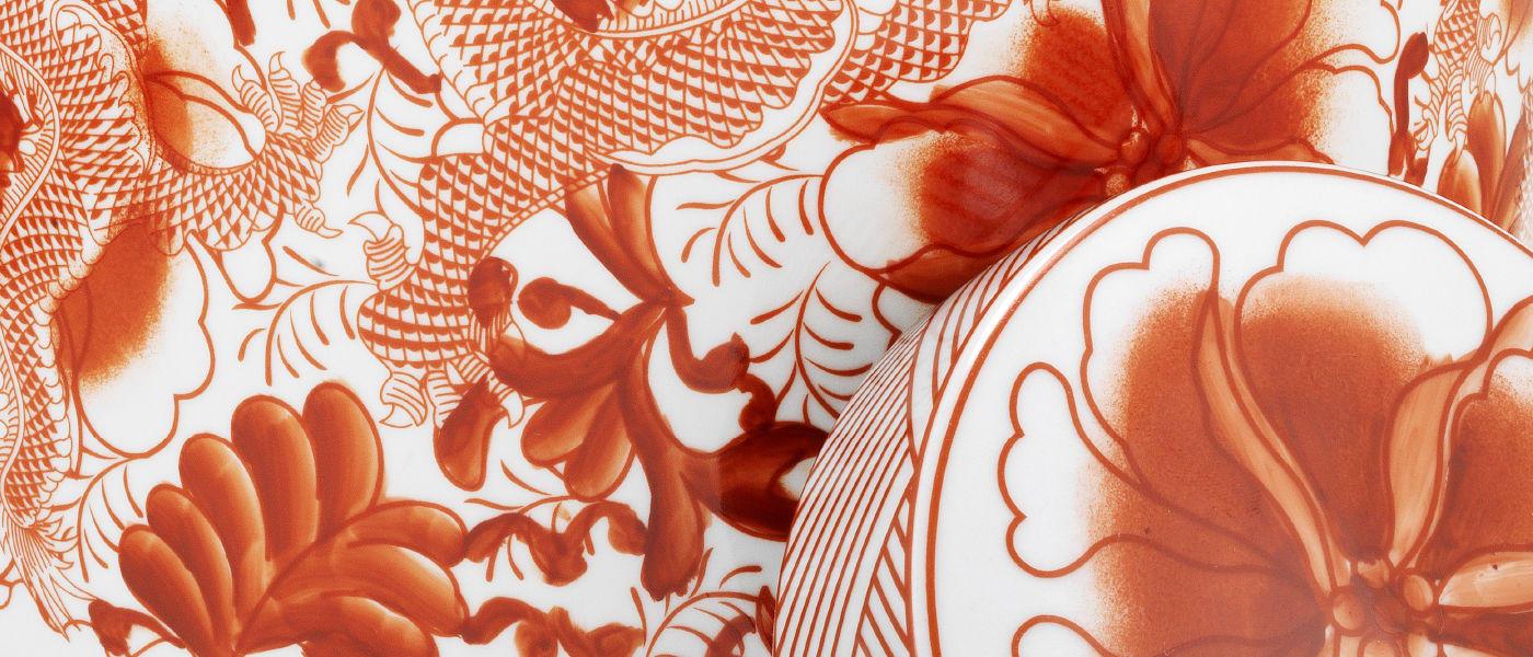 Ceramics detail