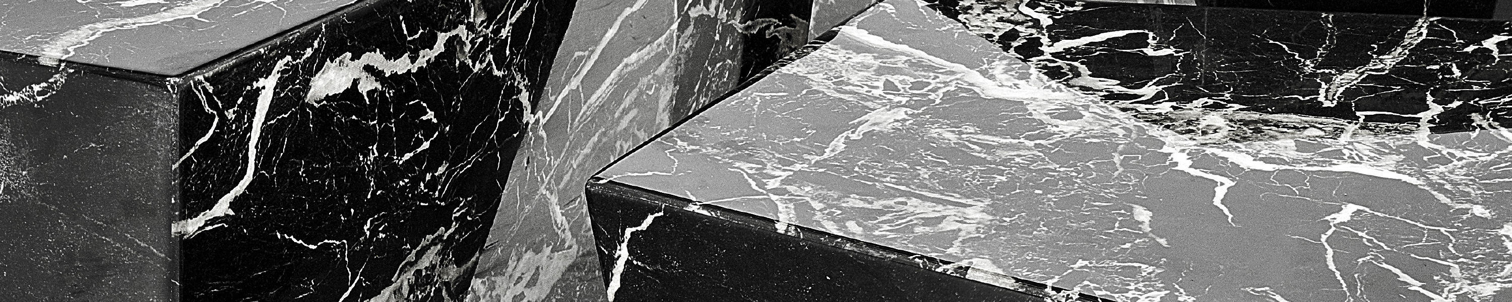 Faux marble detail