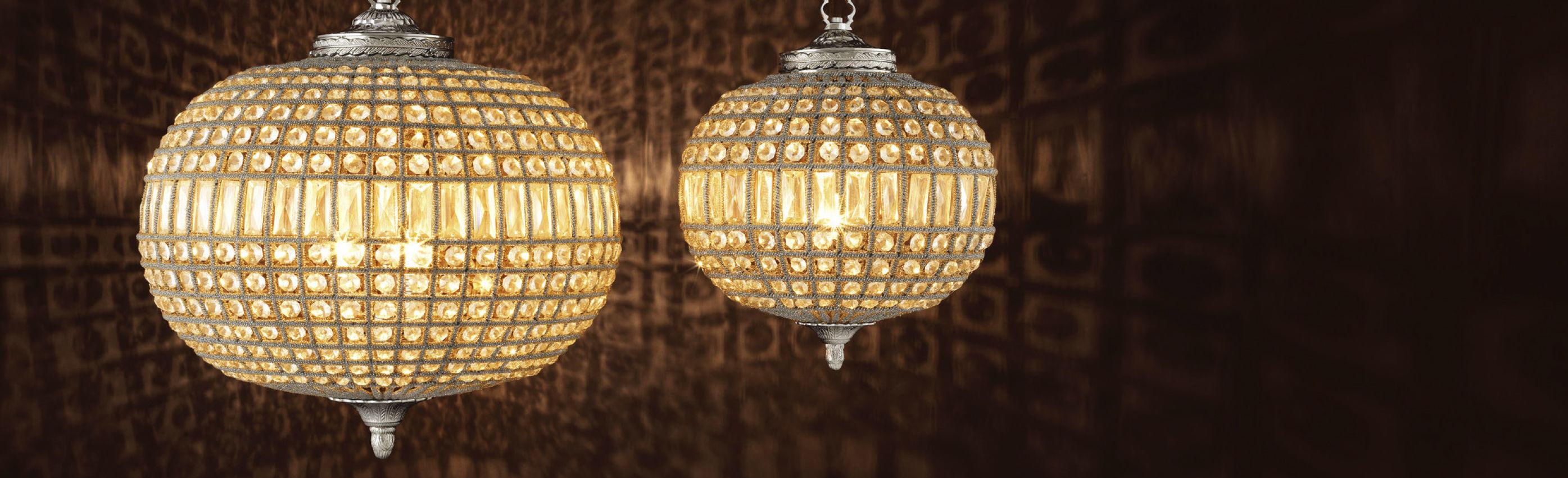 Lanterns & chandeliers